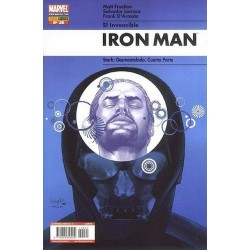IRON MAN Nº 35 EL INVENCIBLE IRON MAN