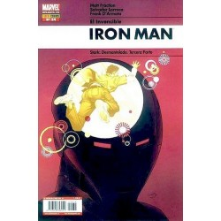 IRON MAN Nº 34 EL INVENCIBLE IRON MAN