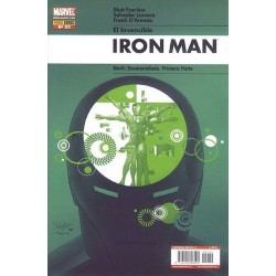 IRON MAN Nº 32 EL INVENCIBLE IRON MAN