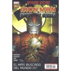 IRON MAN Nº 31 IRON MAN Y MÁQUINA DE GUERRA