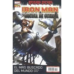 IRON MAN Nº 30 IRON MAN Y MÁQUINA DE GUERRA