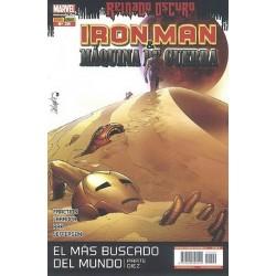 IRON MAN Nº 29 IRON MAN Y MÁQUINA DE GUERRA
