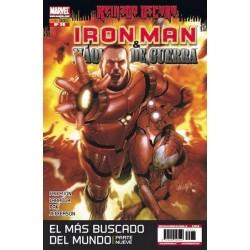 IRON MAN Nº 28 IRON MAN Y MÁQUINA DE GUERRA