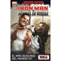 IRON MAN Nº 27 IRON MAN Y MÁQUINA DE GUERRA