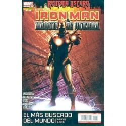 IRON MAN Nº 26 IRON MAN Y MÁQUINA DE GUERRA