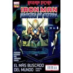 IRON MAN Nº 25 IRON MAN Y MÁQUINA DE GUERRA