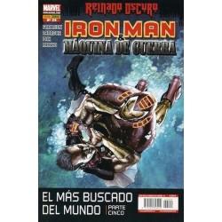 IRON MAN Nº 24 IRON MAN Y MÁQUINA DE GUERRA