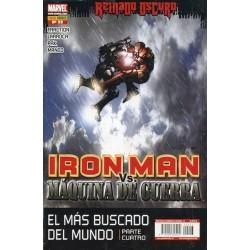 IRON MAN Nº 23 IRON MAN Y MÁQUINA DE GUERRA