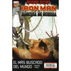 IRON MAN Nº 22 IRON MAN Y MÁQUINA DE GUERRA
