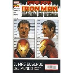 IRON MAN Nº 21 IRON MAN Y MÁQUINA DE GUERRA