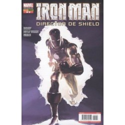 IRON MAN Nº 9 DIRECTOR DE SHIELD