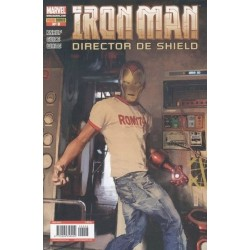 IRON MAN Nº 8 DIRECTOR DE SHIELD