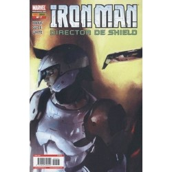 IRON MAN Nº 7 DIRECTOR DE SHIELD