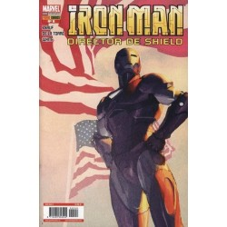 IRON MAN Nº 6 DIRECTOR DE SHIELD