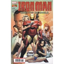 IRON MAN Nº 5 DIRECTOR DE SHIELD