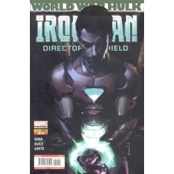 IRON MAN Nº 4 DIRECTOR DE SHIELD