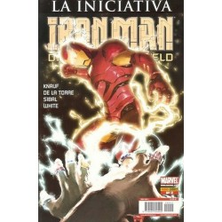 IRON MAN Nº 2 DIRECTOR DE SHIELD