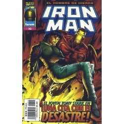 IRON MAN VOL.3 Nº 10