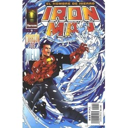 IRON MAN VOL.3 Nº 9