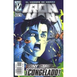 IRON MAN VOL.3 Nº 8