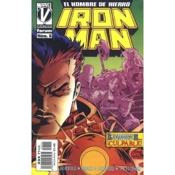 IRON MAN VOL.3 Nº 5