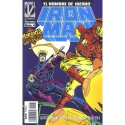 IRON MAN VOL.3 Nº 4