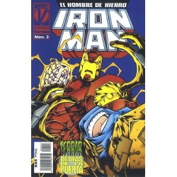 IRON MAN VOL.3 Nº 3