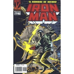 IRON MAN VOL.3 Nº 2