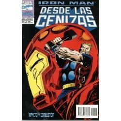 IRON MAN: DESDE LAS CENIZAS Nº 7