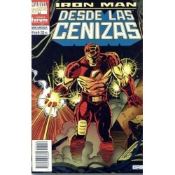 IRON MAN: DESDE LAS CENIZAS Nº 6