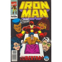 IRON MAN VOL.2 Nº 15
