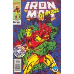 IRON MAN VOL.2 Nº 3