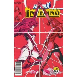 INFERNO Nº 17 FACTOR X