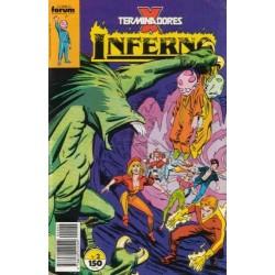INFERNO Nº 2 X-TERMINADORES