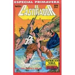 EL CASTIGADOR: ESPECIAL PRIMAVERA 1989 AFRICAN SAGA
