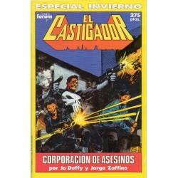 EL CASTIGADOR: ESPECIAL INVIERNO 1990 CORPORACIÓN DE ASESINOS