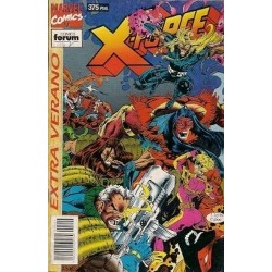 X-FORCE: EXTRA VERANO 1994