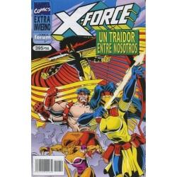 X-FORCE: EXTRA INVIERNO 1995 UN TRAIDOR ENTRE NOSOTROS