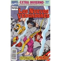 LOS NUEVOS VENGADORES: EXTRA INVIERNO 1992 GUERRAS SUBTERRÁNEAS 5ª PARTE