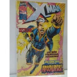 X-MAN: ESPECIAL MUTANTE 1 REGRESO A LA ERA DE APOCALIPSIS