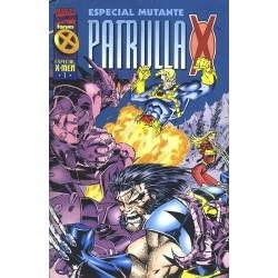 PATRULLA X: ESPECIAL MUTANTE 1996