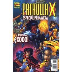 PATRULLA X: ESPECIAL PRIMAVERA 2002