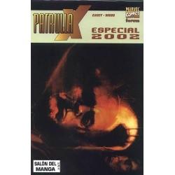 PATRULLA X: ESPECIAL 2002