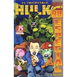 EL INCREÍBLE HULK: ESPECIAL 1998