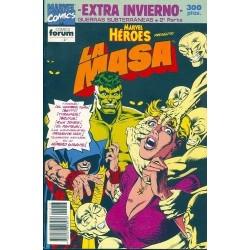 LA MASA: EXTRA INVIERNO 1992 GUERRAS SUBTERRÁNEAS 2ª PARTE