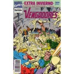 LOS VENGADORES: EXTRA INVIERNO 1992 GUERRAS SUBTERRÁNEAS 1ª PARTE