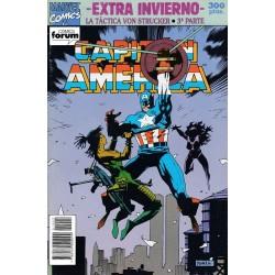 CAPITÁN AMÉRICA: EXTRA INVIERNO 1992 LA TÁCTICA VON STRUCKER 3ª PARTE