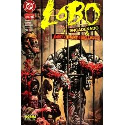 LOBO Nº 7 ENCADENADO Y LOBO-DEMON: HELLOWE´EN