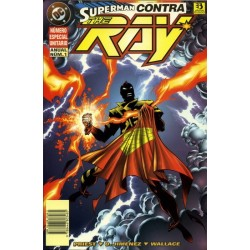 THE RAY ANUAL: SUPERMAN CONTRA THE RAY