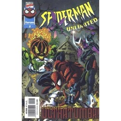 SPIDERMAN UNLIMITED Nº 2